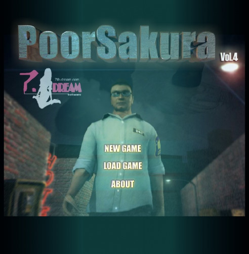 Poor Sakura vol.4 Erotic games
