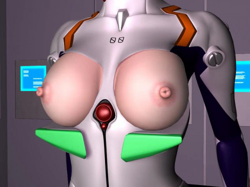 Plug Suit Rei! Sexual Interpolation II 3D Porno