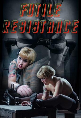 bdsm Futile Resistance-Elizabeth Thorn