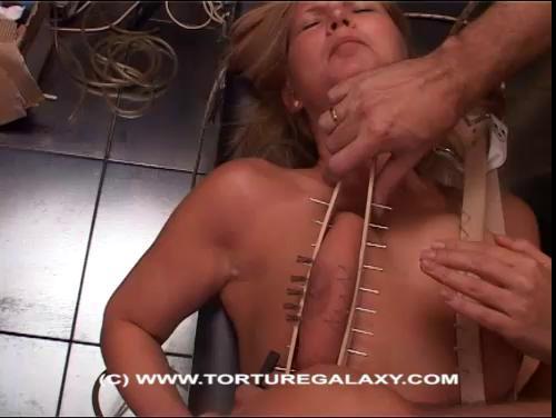 bdsm Torture of a beloved friend