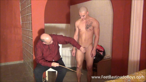Gay BDSM Collection 2016 - Best 22 clips in 1. FeetBastinadoBoys. Part 1.