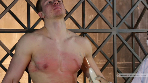 Gay BDSM Gennadiy - The slave to train - Part II