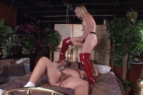 [Decadence Pictures] Fuck you fuck me vol3 Scene #1 Femdom and Strapon