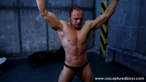 Gay BDSM Striptease Dancer Boris - Part II