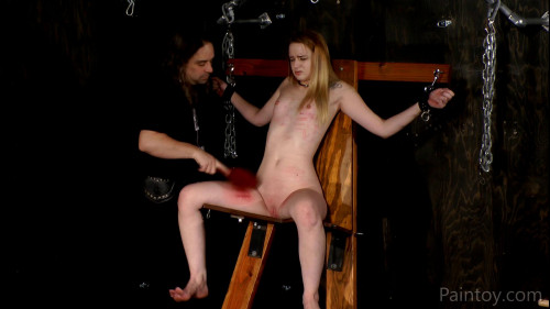 bdsm Jessica K - Thigh Abuse