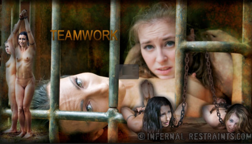 bdsm Teamwork - Wenona