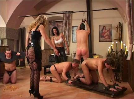 Femdom and Strapon Merciless Mistress - OWK Classic Collection