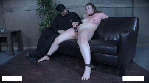 bdsm The shackles I caressed her hairy pussy