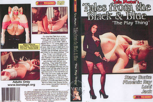 bdsm Tales From The Black Blue The Play Thing