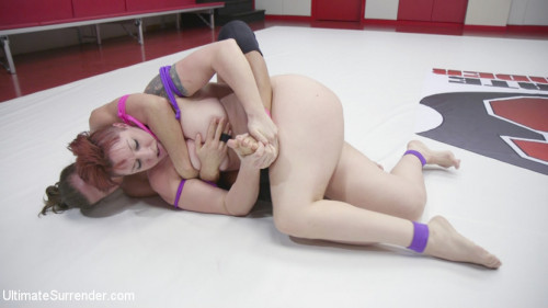 Femdom and Strapon Highly Anticipated Match of the century. Champion vs Champion