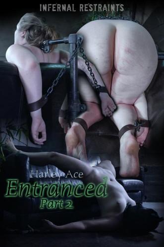 bdsm InfernalRestraints Harley Ace Entranced Part 2