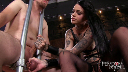 Femdom and Strapon Leigh Raven Ruined to Please (2016)