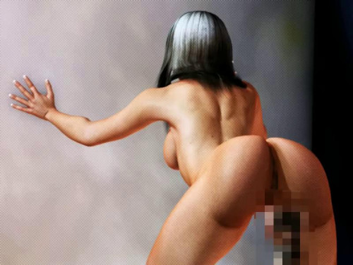Beautiful lady fun as you can. 3D Porno