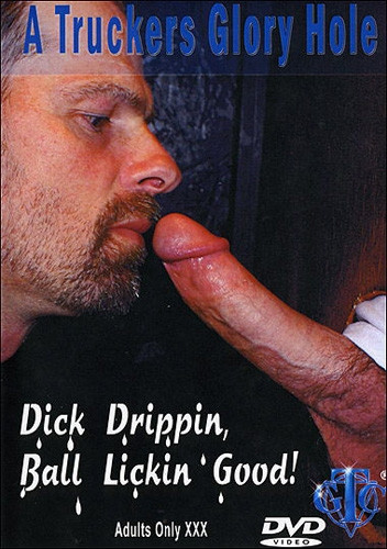 A Truckers Glory Hole Gay Movie