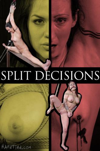 bdsm Karmen Karma, Wenona - Split Decisions (2016)