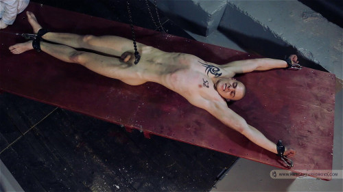 Gay BDSM Another Victim of Justice - Part V