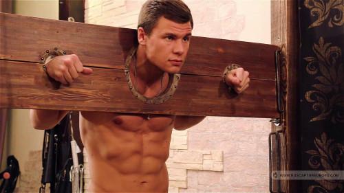 Gay BDSM Slave for Money - Matvey - Part I