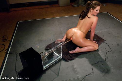 Sex Machines Talk Dirty to Me Phoenix Marie Full Throttle Fucking