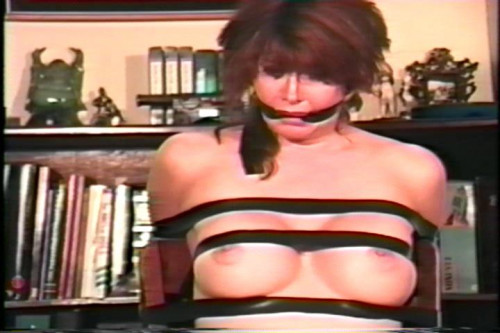 bdsm Bound and Gagged - Tori Sinclair part 3