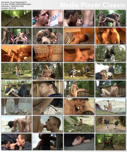 Scout Adventures (2010) DVDRip Bonus Gays