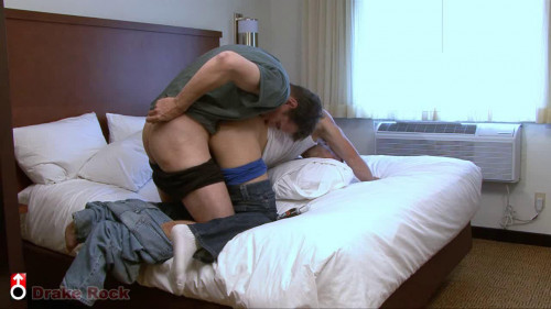Drake Rock & Dareian Blue's Real Sex Hook Up Gay Clips