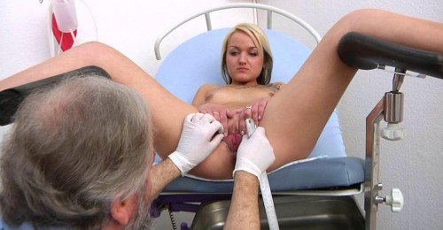 DOWNLOAD from FILESMONSTER: unusual Sandra   19 years girl gyno exam Pt2