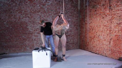 Gay BDSM RusCapturedBoys – Slave for Sale - Vasily - Final Part