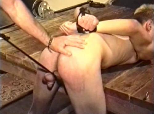 Gay BDSM Tom Ropes McGurk - Tested in Bondage