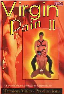 Gay BDSM Virgin Pain 2 - A Slave Retrained