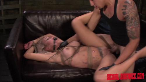 bdsm Marsha May is Horny for Rope Bondage