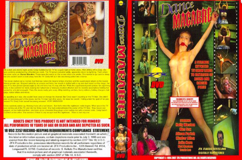 bdsm Dance Macabre 1 - ZFX-P