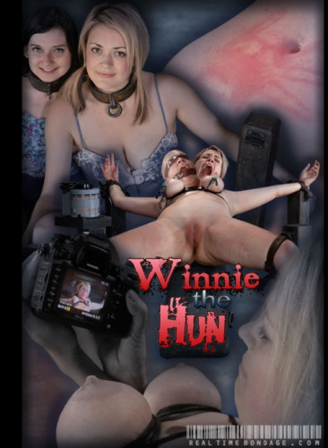 bdsm Winnie Rider Faces The Toughest In Live BDSM