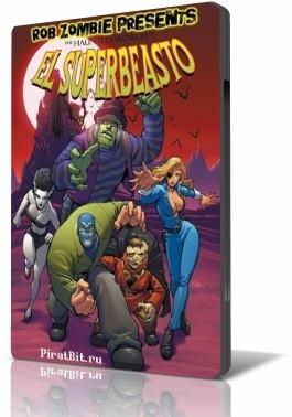 The Haunted World of El Superbeasto Cartoons