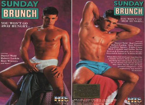Sunday Brunch (1990) DVDRip Gay Movie