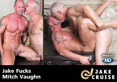 Jake fucks Mitch Vaughn Gay Porn Clips