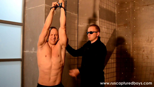 Gay BDSM RusCapturedBoys - Alex Cool - Street Workout Star - Final