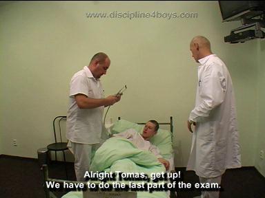 Gay BDSM Discipline4Boys - Malingerer 2