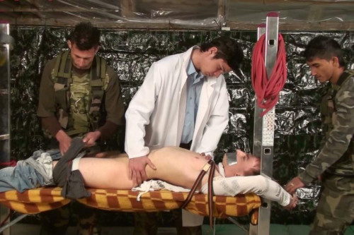 DOWNLOAD from FILESMONSTER: gay bdsm The Psycho Doctor Part 1. Good way (2012)