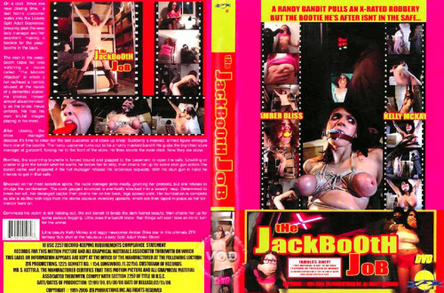 bdsm The Jackbooth Job - ZFX-P