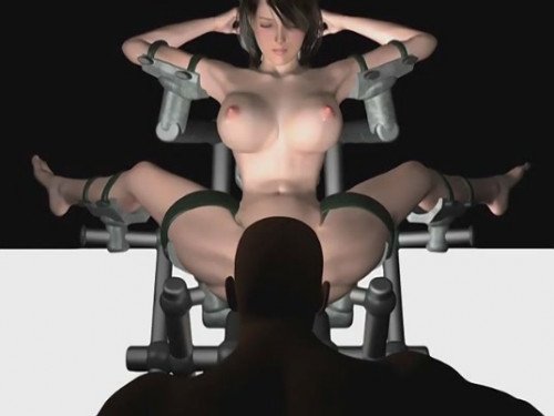 Slave for sex 3D Porno
