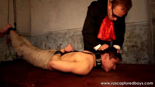 Gay BDSM A Fake Judge - Final Part