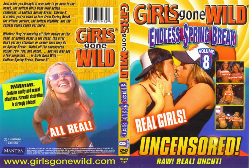 Girls Gone Wild - Endless Spring Break #8
