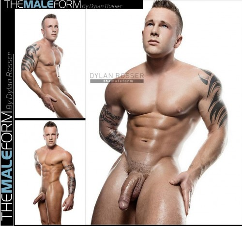 DOWNLOAD from FILESMONSTER: gay pics Dylan Rosser   The Male Form