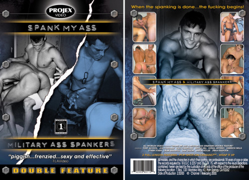 Military Ass Spankers - Spank My Ass (2000) DVDRip Gay BDSM