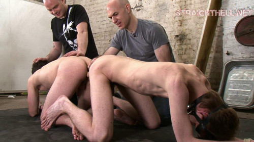Gay BDSM toby humilation part 2