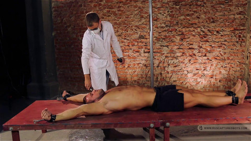 Gay BDSM Resale of Bodybuilder Roman - Part II