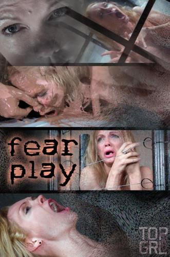 bdsm Fear Play