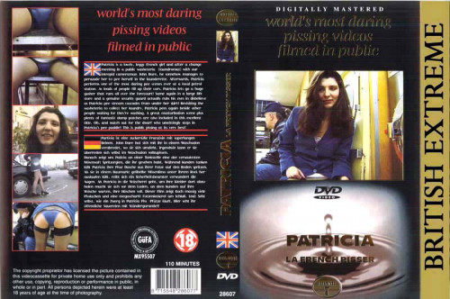 British Extreme Vol. 7 - Patricia La French Pisser