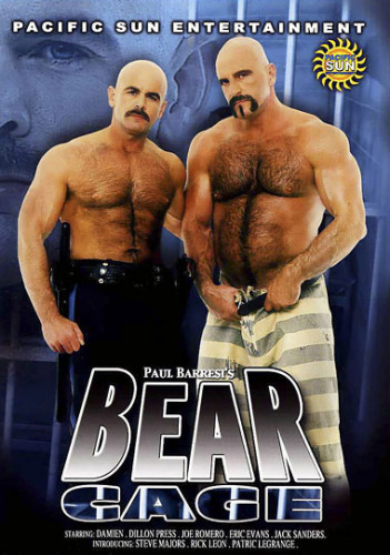 Bear Cage (Paul Barresi, Pacific Sun) Gay Movie