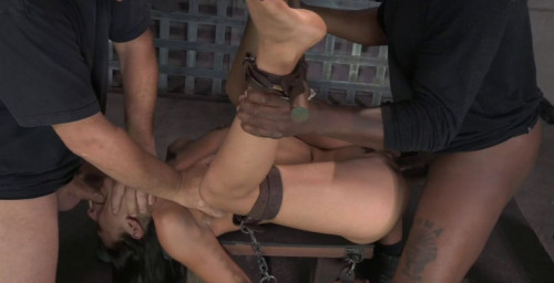 bdsm Lean Latina Lyla Storm Completely Destroyed